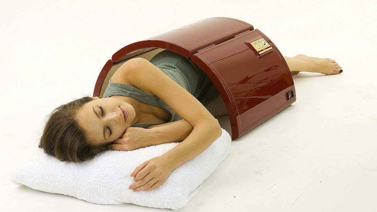 Portable Infrared Archsauna