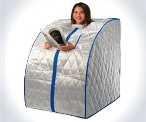Portable Sauna ...  sc 1 st  DudeIWantThat.com & Portable Sauna | DudeIWantThat.com