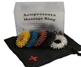 Chinese Acupressure Massage Rings