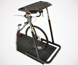 Conquer Adjustable Height Cycling Trainer Desk