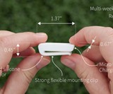 Jolt Concussion Detection Sensor