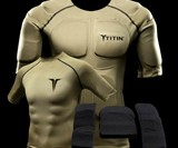 Short Sleeve Weighted Training Shirt