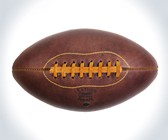 Leather Head Handmade Football
