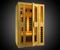 Couples' Infrared Sauna