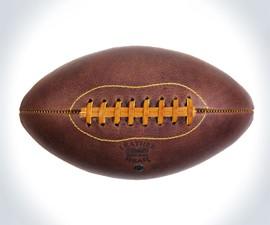 Leather Head Handmade Football