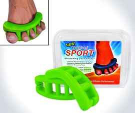 YogaToes Sport Gel Toe Stretchers
