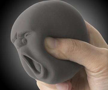 Smooshy Face Stress Balls