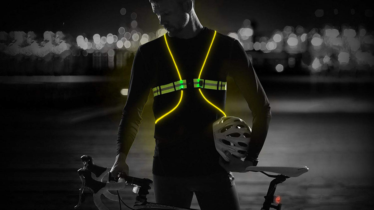Tracer360 Illuminated & Reflective Vest
