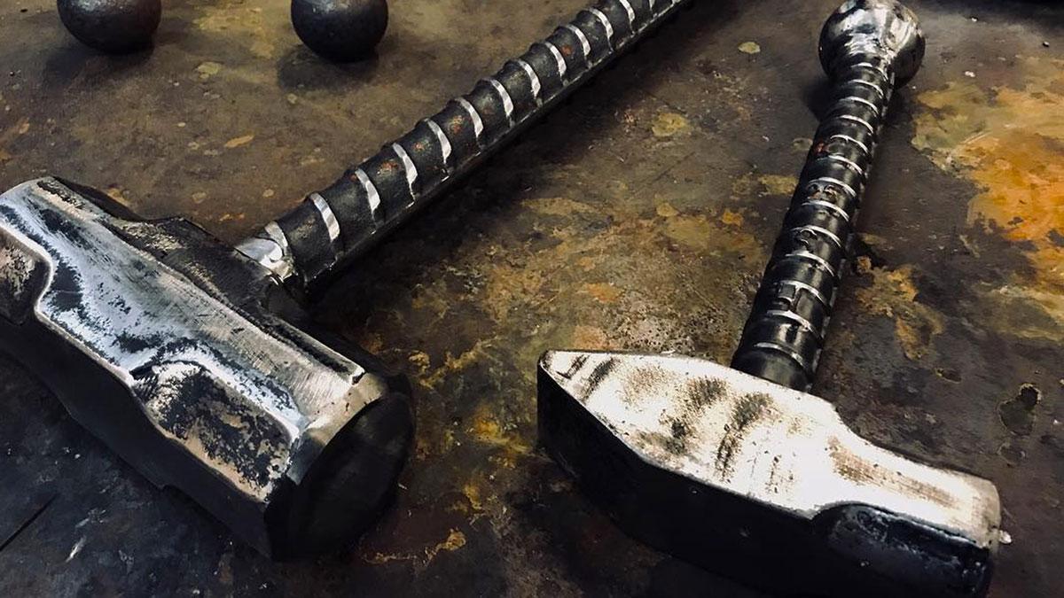 Acme Sledgeworks Fitness Tools