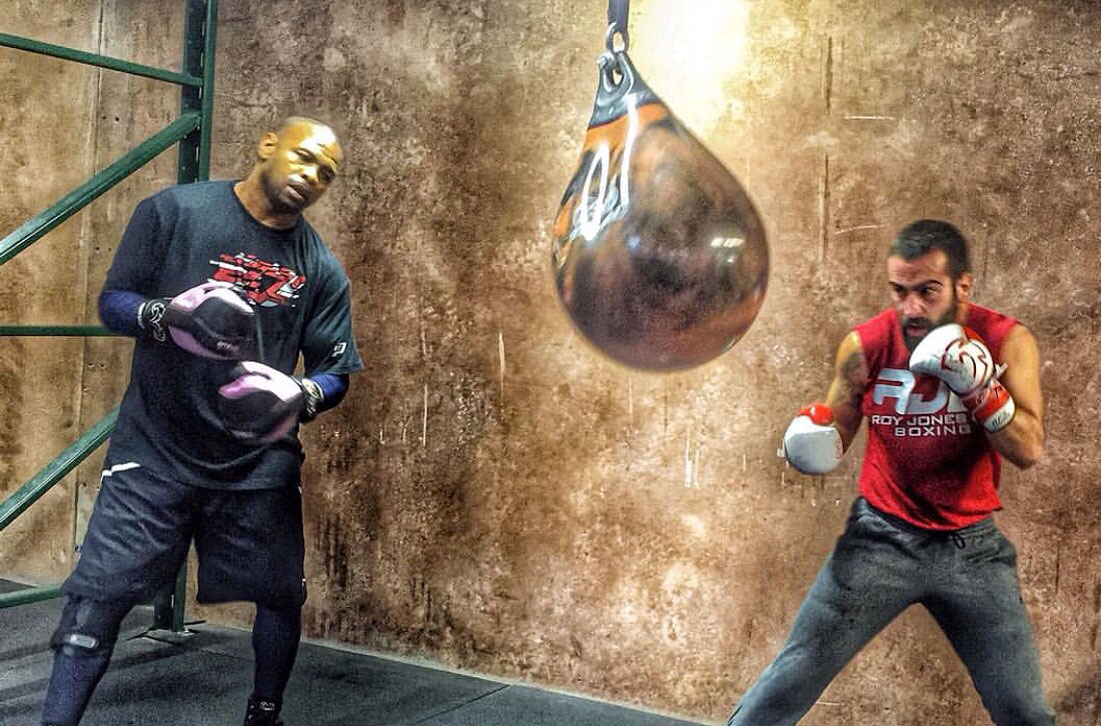 Aqua Training Bags Water Filled Boxing Bags
