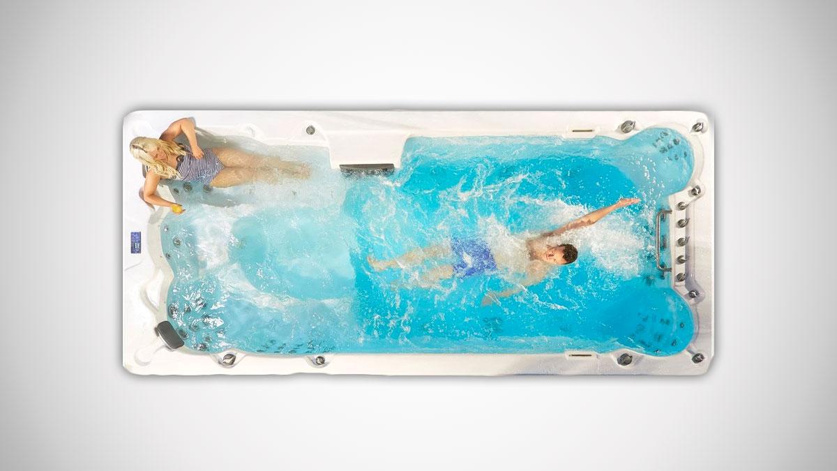 Canadian Spa Company 16' St. Lawrence Swim Spa