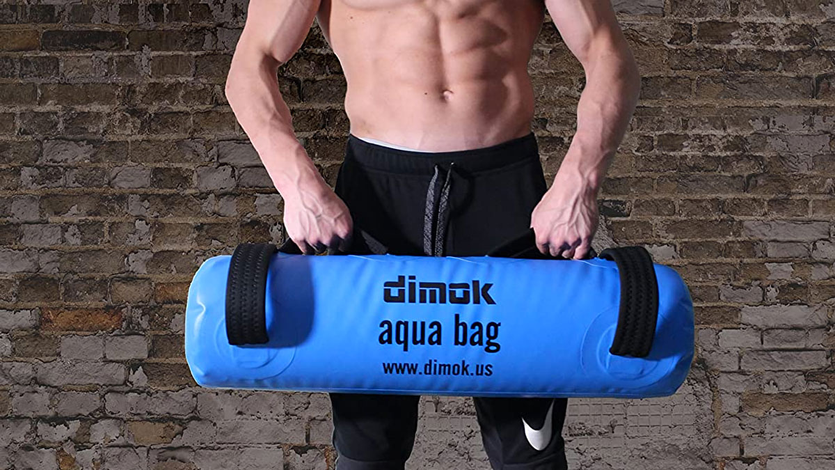 Dimok Aqua Bag - Workout Sandbag Filled with Water