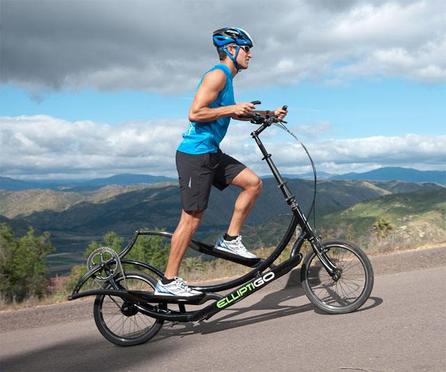 elliptigo outdoor elliptical trainer. Black Bedroom Furniture Sets. Home Design Ideas