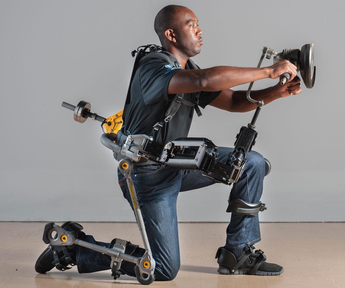 FORTIS Exoskeleton