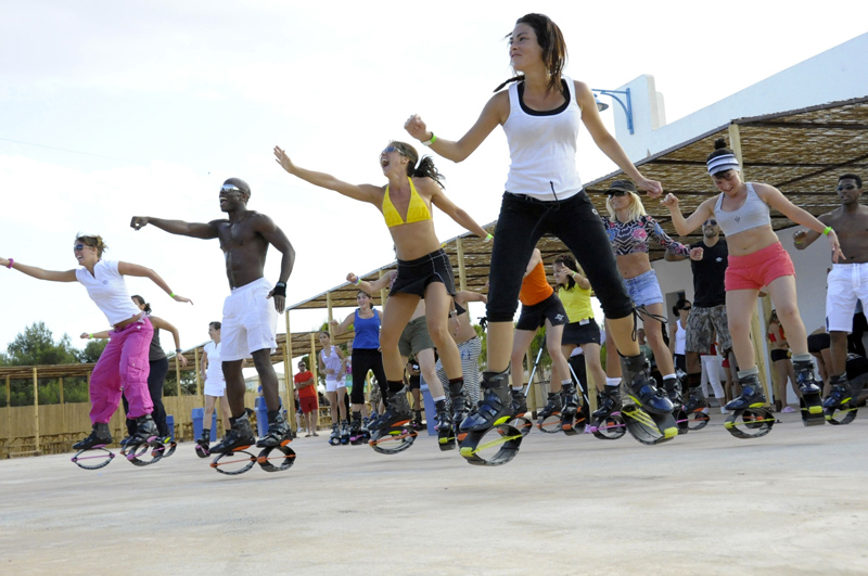Kangoo Jumps Anti Gravity Fitness Boots Dudeiwantthat Com