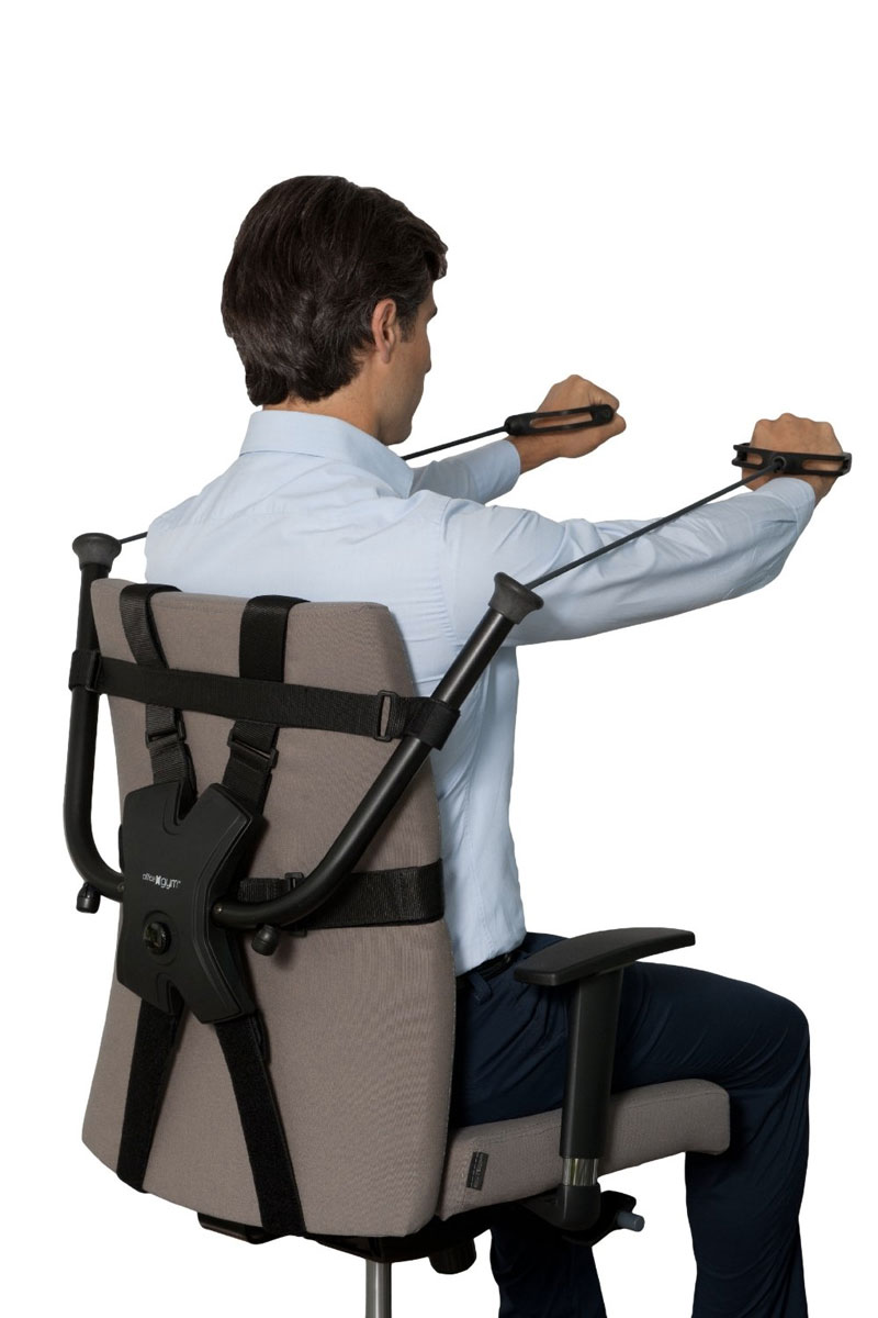 Officegym for Chair workouts