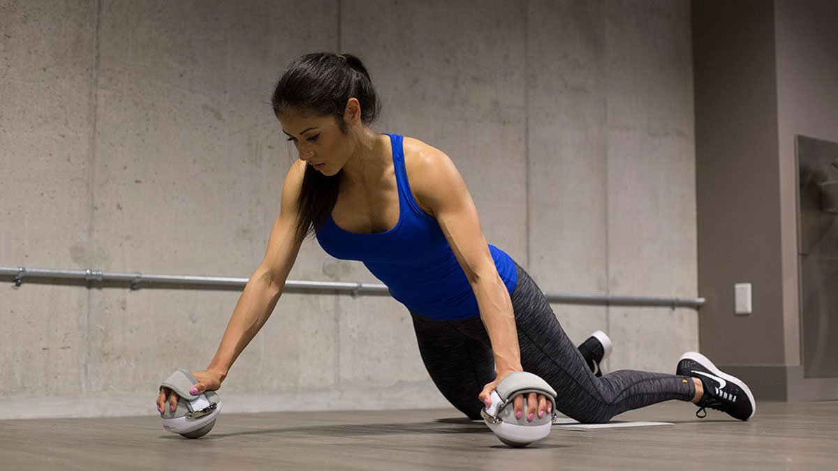 OmniBall 360-Degree Strength Trainers | DudeIWantThat.com