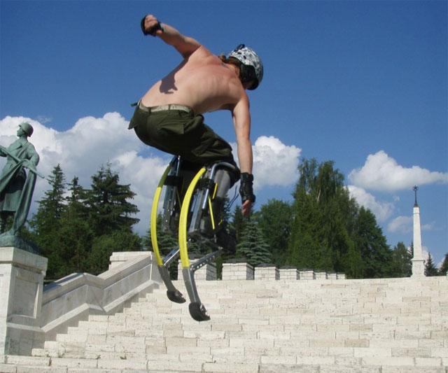 Poweriser Extreme Sport Leg Extensions