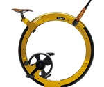Stationary Epicycle Yellow Roberto Cavalli Model