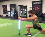 Axon Fitness Stick with Light Feedback
