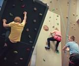 ClimbStation Climbing Wall Treadmill