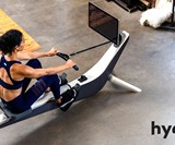 Hydrow Rowing Machine with Live & On-Demand Workouts
