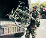 Paratrooper Tactical Mountain Bike