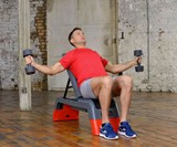Professional Deck Workout Bench