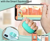 SQUEGG Digital Dynamometer & Grip Strengthener