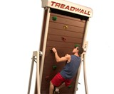 Treadmill Rock Wall
