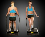 Vibration Plate Jiggle Fitness Machine