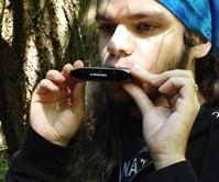 Pulmonica Breathe-Better Harmonica