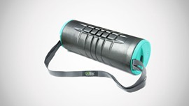 GoRoll Foam Roller with Storage