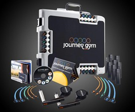 Journey Gym in a Briefcase