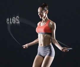 Smart Rope - LED-Embedded Jump Rope