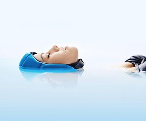 Float Water Relaxation Cap & Support