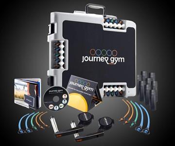 Journey Gym in a Briefcase