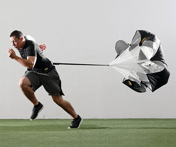 Run Faster Resistance Training Parachute