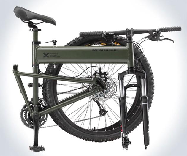 Paratrooper Tactical Mountain Bike