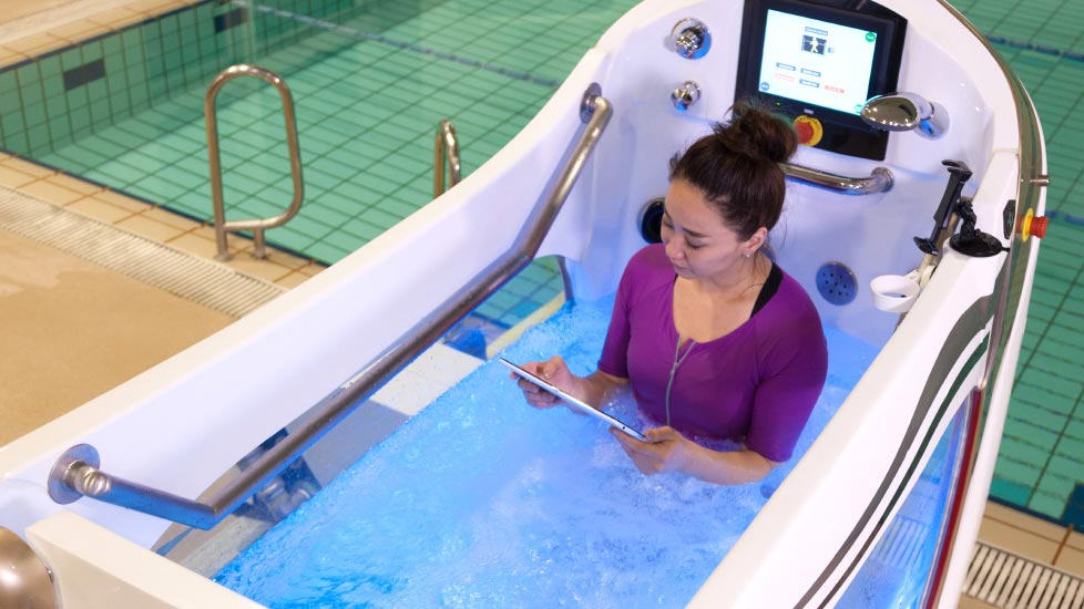 Water Walker Underwater Treadmill