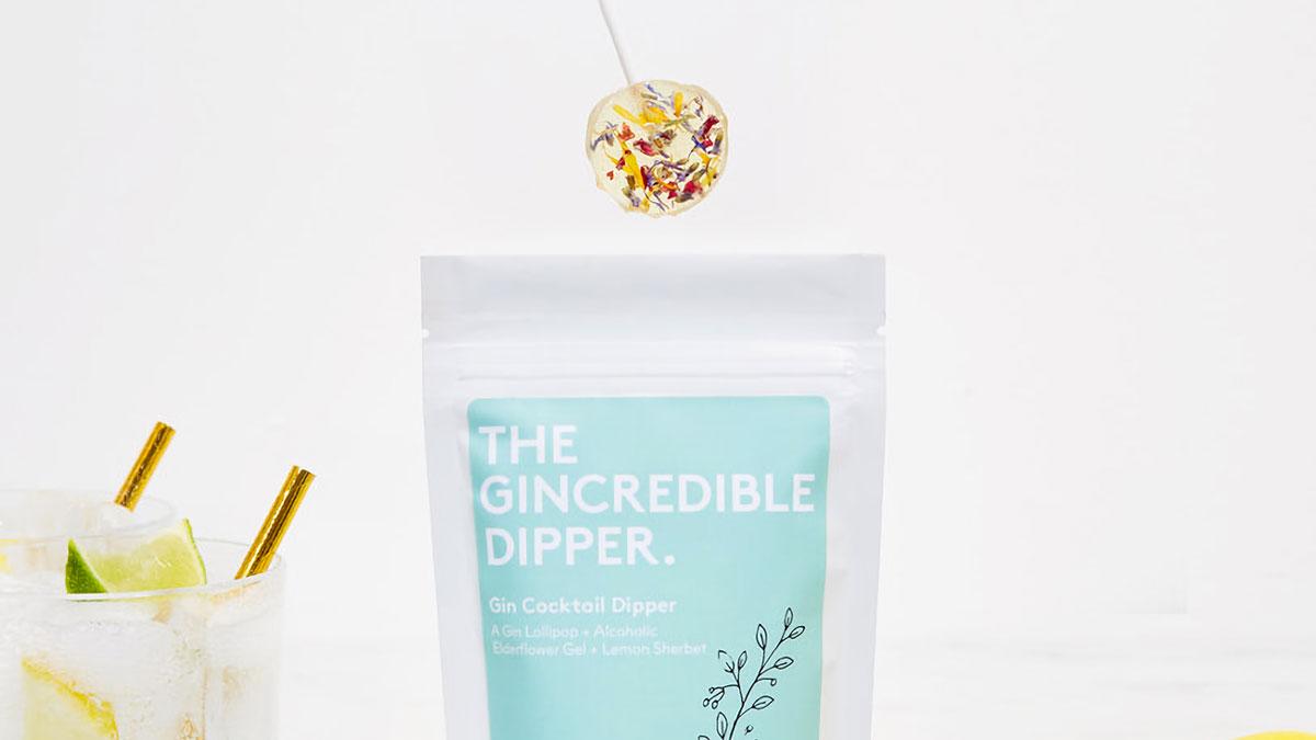 Gincredible Dipper - Gin Fun Dip