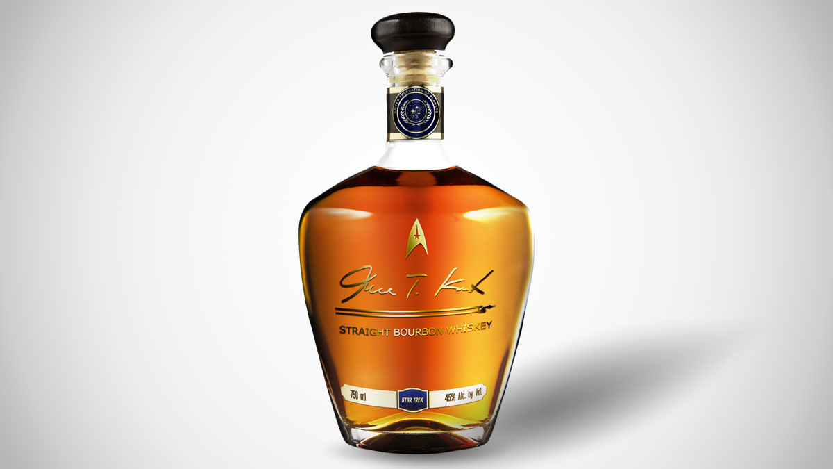 James T. Kirk Bourbon