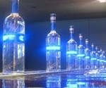 Medea Custom LED Message Vodka