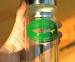 Beer Flavor Infuser Container Closeup