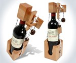 S**tfaced Horse Wine Bottle Holder