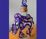 Kraken Flask - Purple & Red