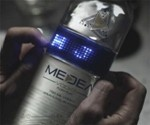 Medea Custom LED Message Vodka