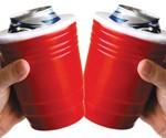 Red Cup Drink Koozie