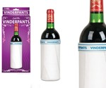 Vinderpants Wine Underwear Packaging