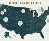 Breweries of the United States
